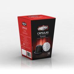 capsulas compatible nespresso oquendo
